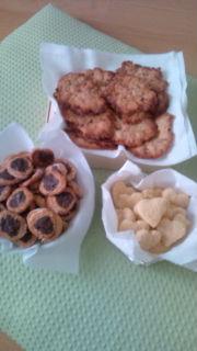 クッキー3連単